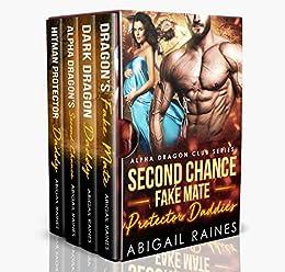 Second Chance Fake Mate Protector Daddies (Alpha Dragon Club ...