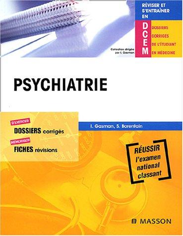 Psychiatrie par Gasman