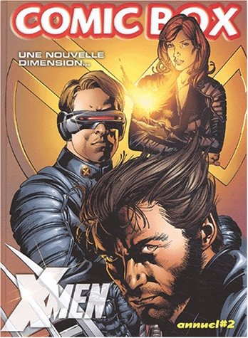 Comic Box Annuel N° 2 : X-Men
