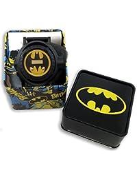 DC Comics Batman Digital de proyección reloj para niños