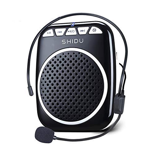 ZTT Compacto Amplificador Voz - Auriculares portátiles