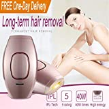 Best Hair Removal Systems - IPL Hair Removal System Light Epilator for Women Review