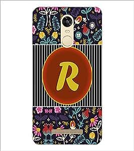 PrintDhaba GRANDbet R D-3140 Back Case Cover for XIAOMI REDMI NOTE 3 PRO (Multi-Coloured)