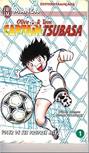 Captain Tsubasa - Olive et Tom Edition simple Tome 1