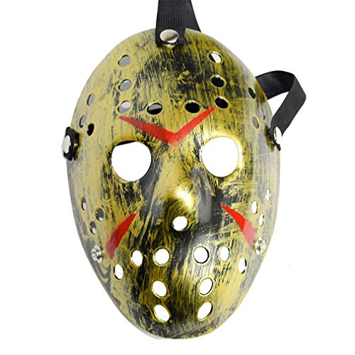 AND Explosion Halloween Maske Kostüm Prom Maske Horror Harz Weihnachtsmaske