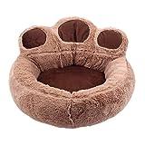 Abnehmbare Dog Bed Tierbedarf Flauschig Warm und Dicke Katze mit Bett Im Winter