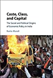 Caste, Class, and Capital: The Social and Political Origins of Economic Policy in India
