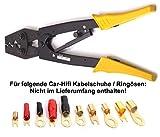 Crimpzange HS38 5, 5 - mm² ideal für Car - HiFi Auto