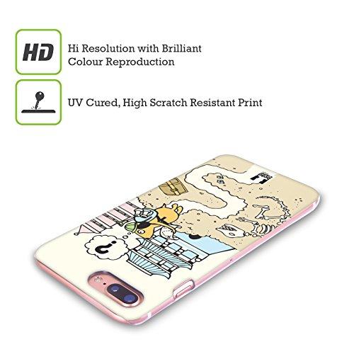 Head Case Designs Lost In China World Traveller Cover Retro Rigida per Apple iPhone X Lost In China