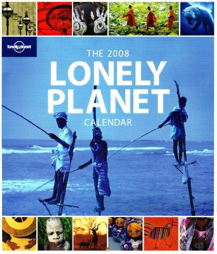 Lonely Planet LP Calendar 2008