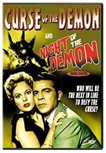 Curse of the Demon / Night of the Demon [Import USA Zone 1]