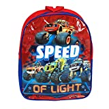 Official Licensed Nickelodeon® Blaze and the Monster Machines Boys Backpack Rucksack School Bag Travel Bag