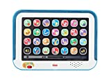 #4: Fisher-Price Laugh and Learn Smart Stages Tablet, Blue