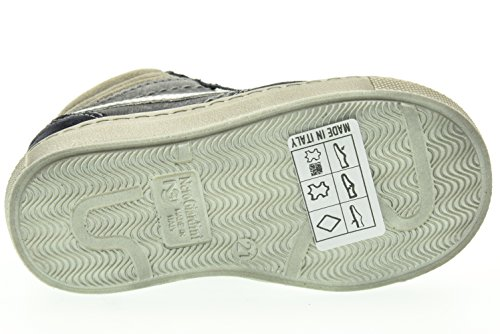BLACK GARDENS Junior High Turnschuhe A623990M / 200 (19/22) Blu-bianco