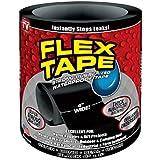 "Vadmans Flex Seal Flex Tape- Black (Size - 4"" X 5')"
