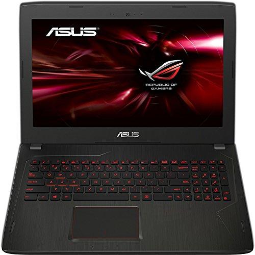 Asus ROG FX502VM-DM265T PC portable Gamer 15″ FHD Noir Métal (Intel Core i7, 16 Go de RAM, Disque Dur 1 To + SSD 128 Go, Nvidia GeForce GTX 1060 3G, Windows 10)