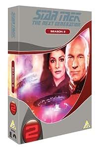 Star Trek The Next Generation - Season 2 (Slimline Edition) [DVD]
