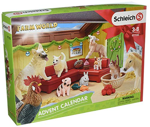 Schleich Adventskalender Farm World 2018
