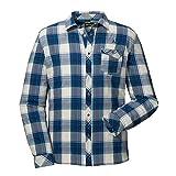 Schöffel Herren Antwerpen Hemd, Blue Depths, 50