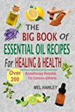 Best Book On Essential Oils - The Big Book Of Essential Oil Recipes For Review