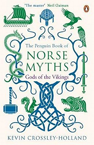 'Burning ice, biting flame; that is how life began'The extraordinary Scandinavian myth cycle is one of the most enduring, exciting, dramatic and compelling of the world's great stories. The Penguin Book of the Norse Myths compellingly retells these s...