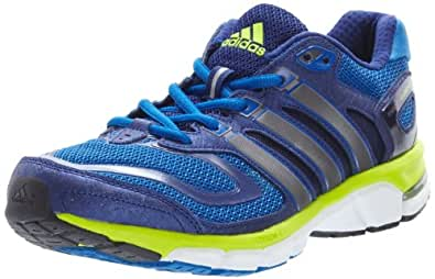 adidas Response Cushion 22 m Textile Q21149, Herren Laufschuhe, Blau (Blue Beauty F10 / Night Met. F13 / Night Blue F13), EU 46 2/3 (UK 11.5)