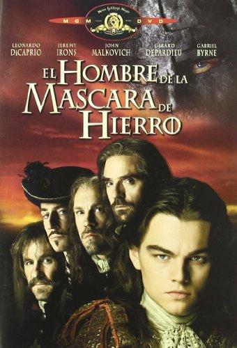 El Hombre De La Máscara De Hierro [Import espagnol]