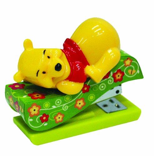 Winnie Puuh 180021 - Pooh Mini Hefter (6,2 x 3,5 x 5,5 cm)