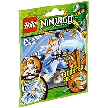 LEGO Ninjago Toupies - 9553 - Jeu de Construction - Jay ZX