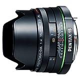 Obiettivo Pentax smc DA 15mm f/4 ED AL Limited Nero