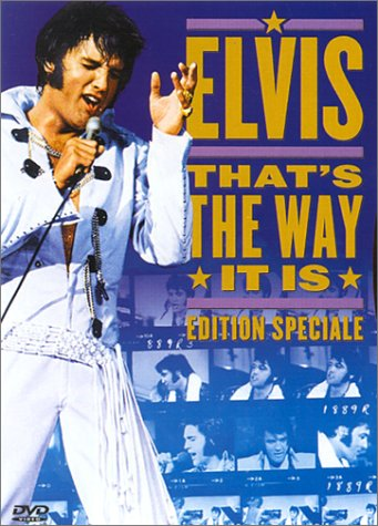 Elvis : that's the way it is [Edizione: Regno Unito]