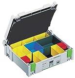 FESTOOL 487552Systainer 1mit verschiedenen abnehmbaren Kunststoff-Boxen