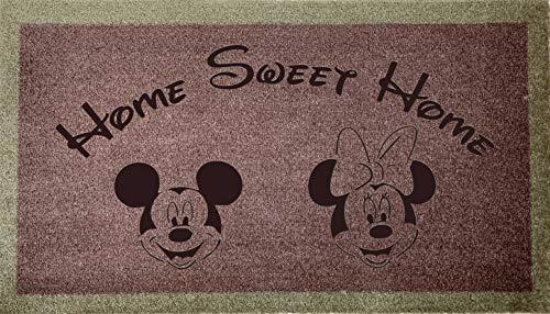 DoormatsOnline Felpudo con Grabado de Disney