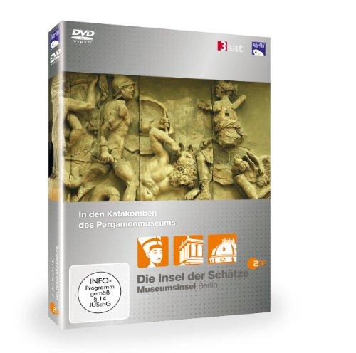 Preisvergleich Produktbild Museumsinsel Berlin - In den Katakomben des Pergamonmuseums