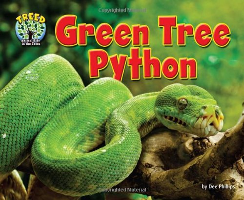 Green Tree Python (Science Slam: Treed-Animal Life in the Trees) (Tree Green Python-tiere)