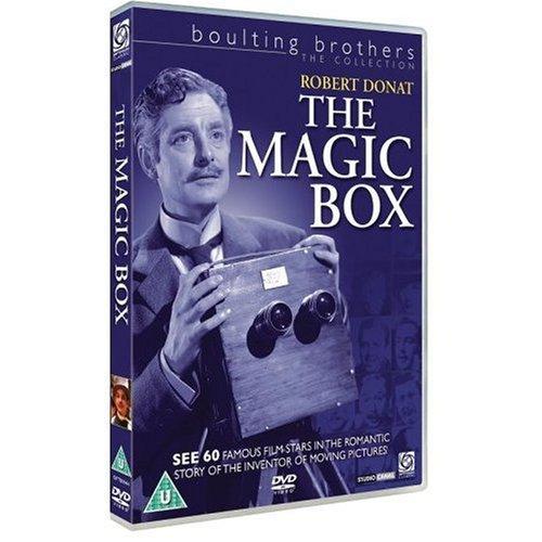 Der wunderbare Flimmerkasten / The Magic Box ( ) [ UK Import ]