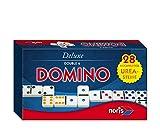 Noris Spiele 606108002 - Deluxe Doppel 6 Domino