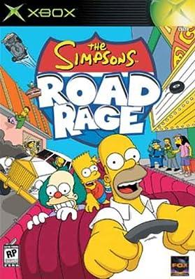 Simpsons Road Rage