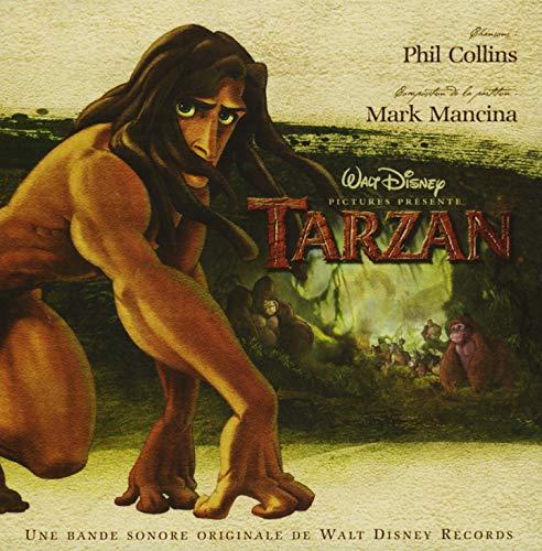 Tarzan // Trame Sonore / Francais - Tarzan Cd