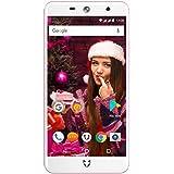 Wileyfox Swift 2 - Teléfono móvil libre (pantalla de 5 pulgadas HD, 16 GB de memoria interna con 2 GB de RAM, doble SIM 4G, sistema operativo Android Nougat 7.1.1), color rosa