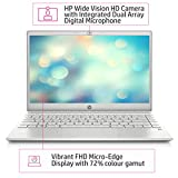 HP Pavilion 13-an0045tu 2018 13.3-inch Laptop (Core i5-8265U/8GB/128GB/Windows 10 Home/Integrated Graphics), Mineral Silver
