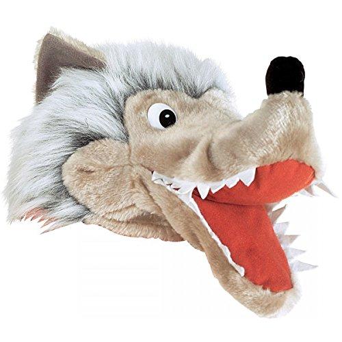 Böser Wolf Faschingshut Wolfshut (Kostüme Ideen Gut Und Böse)