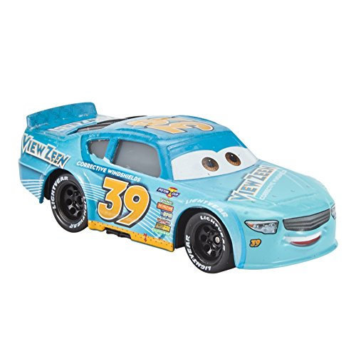 Mattel Disney Cars DXV68 Disney Cars 3 Die-Cast Buck Bearingly Fahrzeug