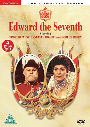 Edward the Seventh - Complete Series [4 DVD Set] [UK Import] Albert King-box