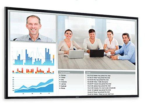 Sony FWL-65W855C Digital signage flat panel 64.5Zoll LED Full HD WLAN Schwarz Signage-Display - Signage-Displays (163,8 cm (64.5 Zoll), LED, 1920 x 1080 Pixel, 400 cd/m², Full HD, 6,5 ms)