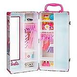 klein- Barbie Mallette Armoire, 5801