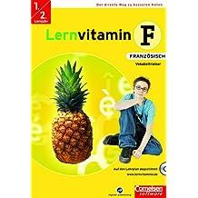 Lernvitamin F - Französisch/Vokabeltrainer 1.+2