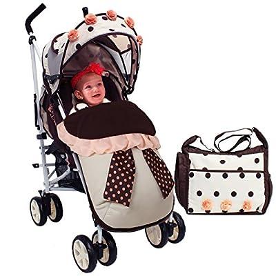 iSafe Buggy Stroller Pushchair Pram - Full of Flowers  Dorel UK Limited