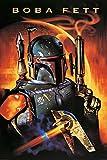 Star Wars Poster Boba Fett (61cm x 91,5cm) + Ü-Poster