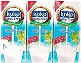 Koko Dairy Free | Coconut Milk Drink | 8 x 3X250ML